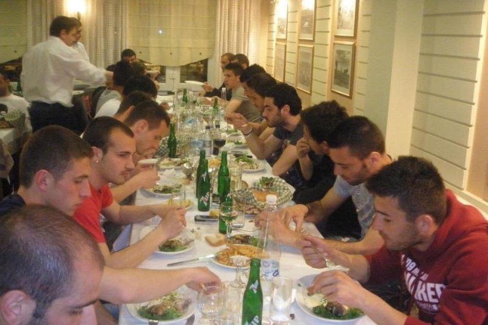 Γεύμα ενότητας στον Πιερικό