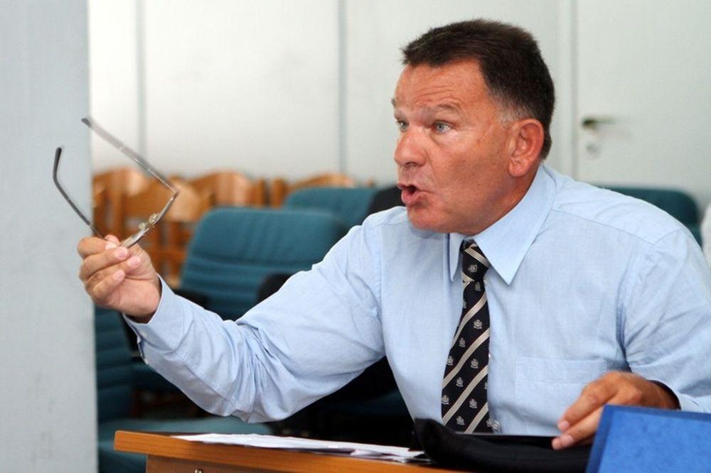 Κούγιας: «Κωμική δικαιολογία, να γίνει το ΑΕΛ - Βέροια»