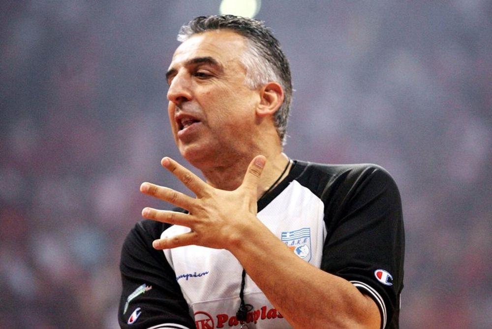 Ζαβλανός: «Έχουμε τους καλύτερους διαιτητές στον κόσμο»