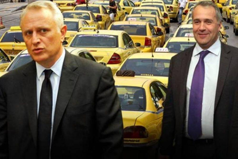 Δεν ψηφίζει ο Ραγκούσης το νομοσχέδιο για τα ταξί!