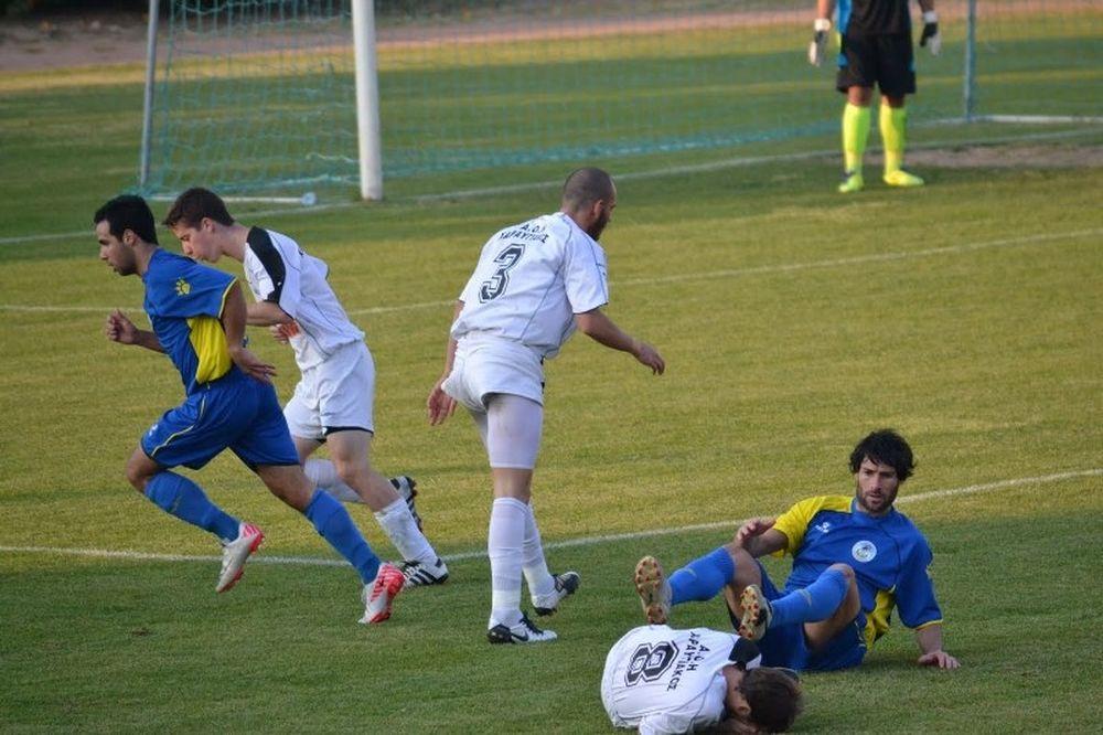 Τουρνουά ποδοσφαίρου στο Γαλάτσι