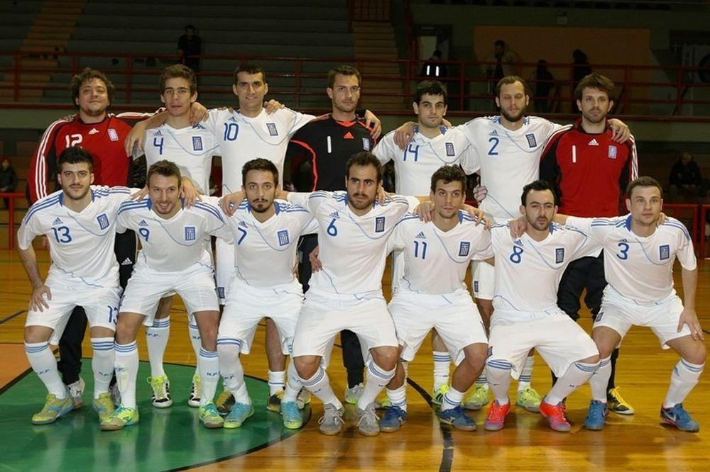 Δύο ήττες από τη Ρουμανία για την Εθνική ομάδα Σάλας