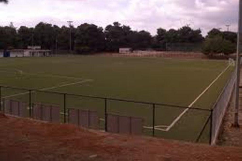 Έτοιμο το γήπεδο Σταμάτας