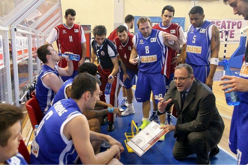 Σκουρτόπουλος: «Θα εστιάσουμε στην άμυνα»
