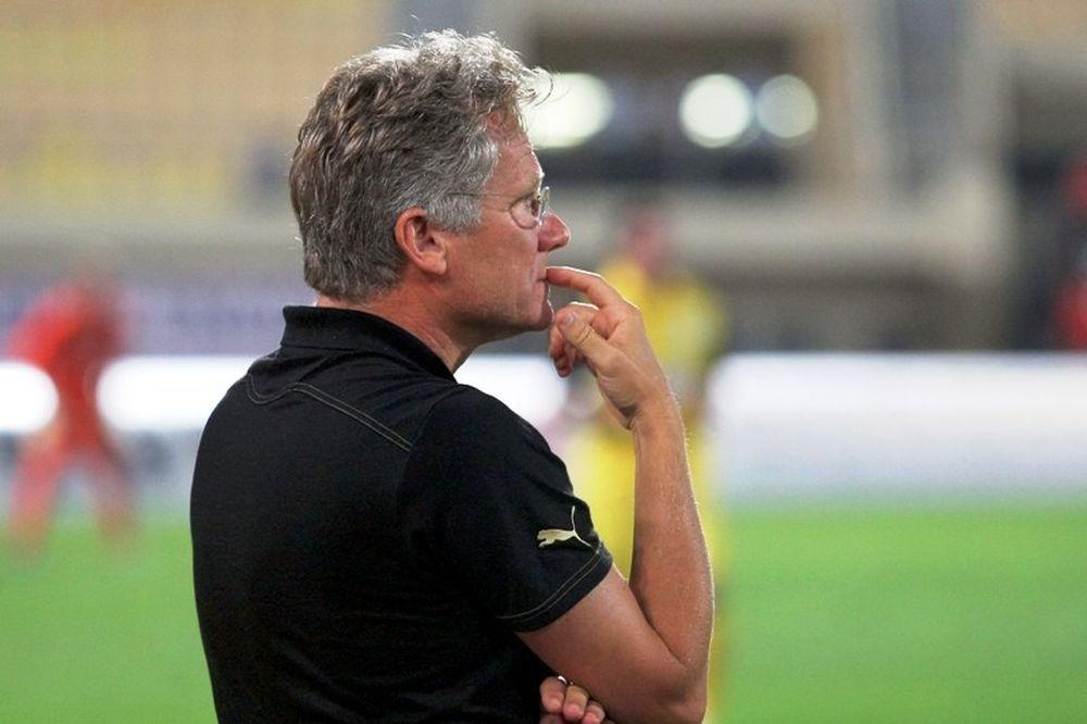 Μπόλονι: «Είμαστε σε καλή κατάσταση»