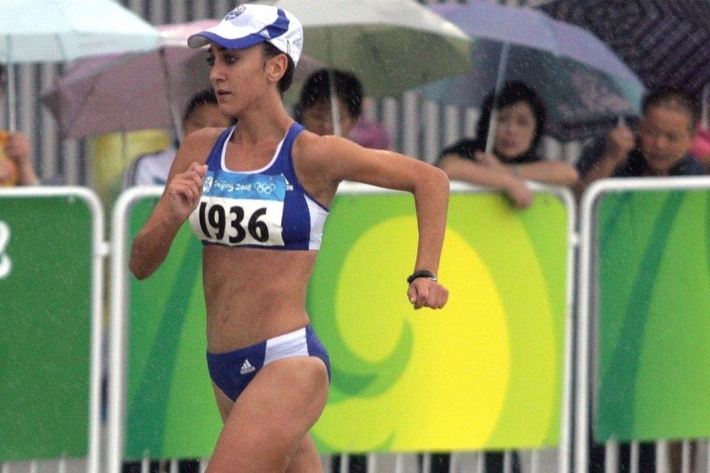 Η Ζαπουνίδου πρωταθλήτρια στα 20χλμ.