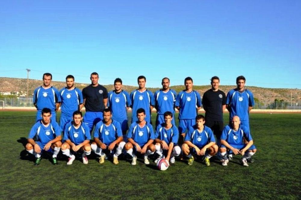 Αστέρας Βάρης-Αιολικός 0-0