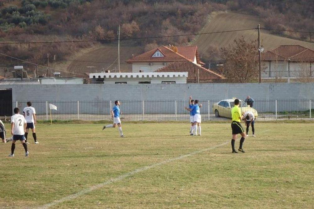 Νάουσα-Λευκάδια 2-0