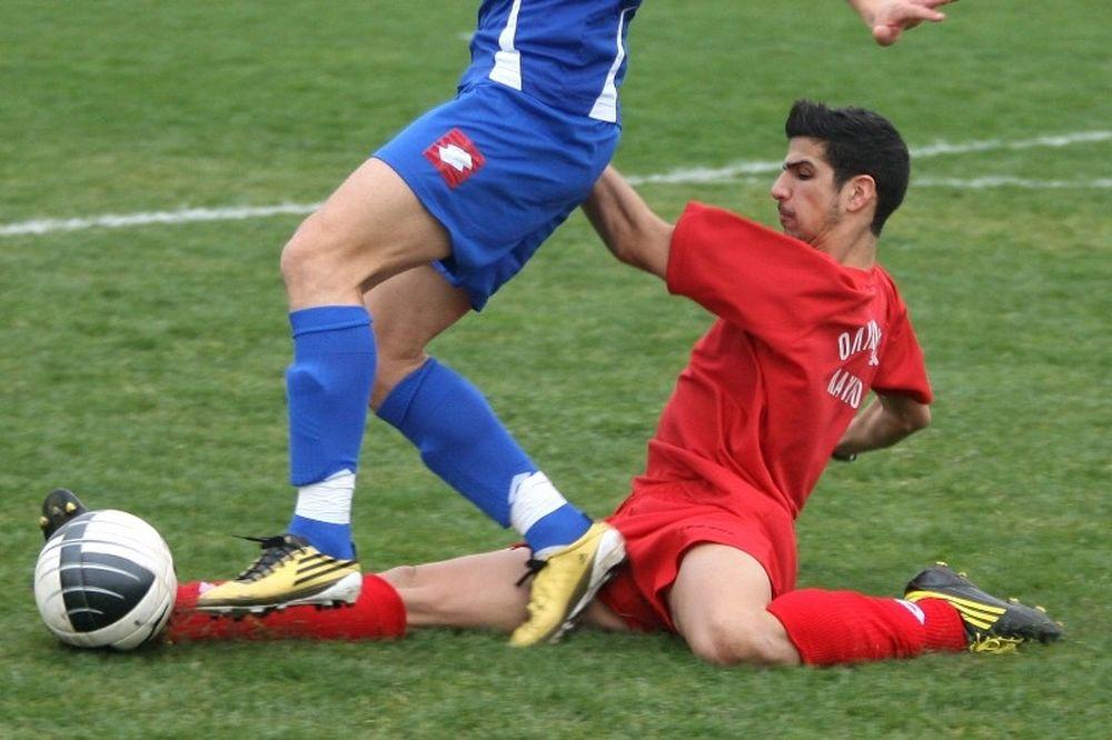 Ολυμπιάδα Κερατσινίου-Ολυμπιακός Λαυρίου 2-1