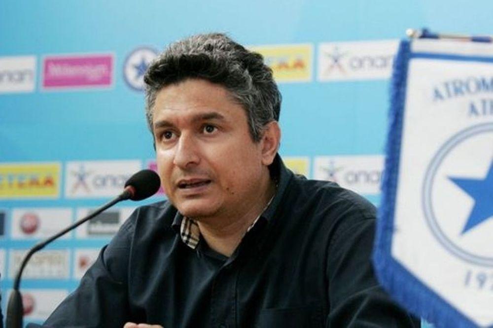 Σπανός: «Άψογος επαγγελματίας ο Μήτρογλου»
