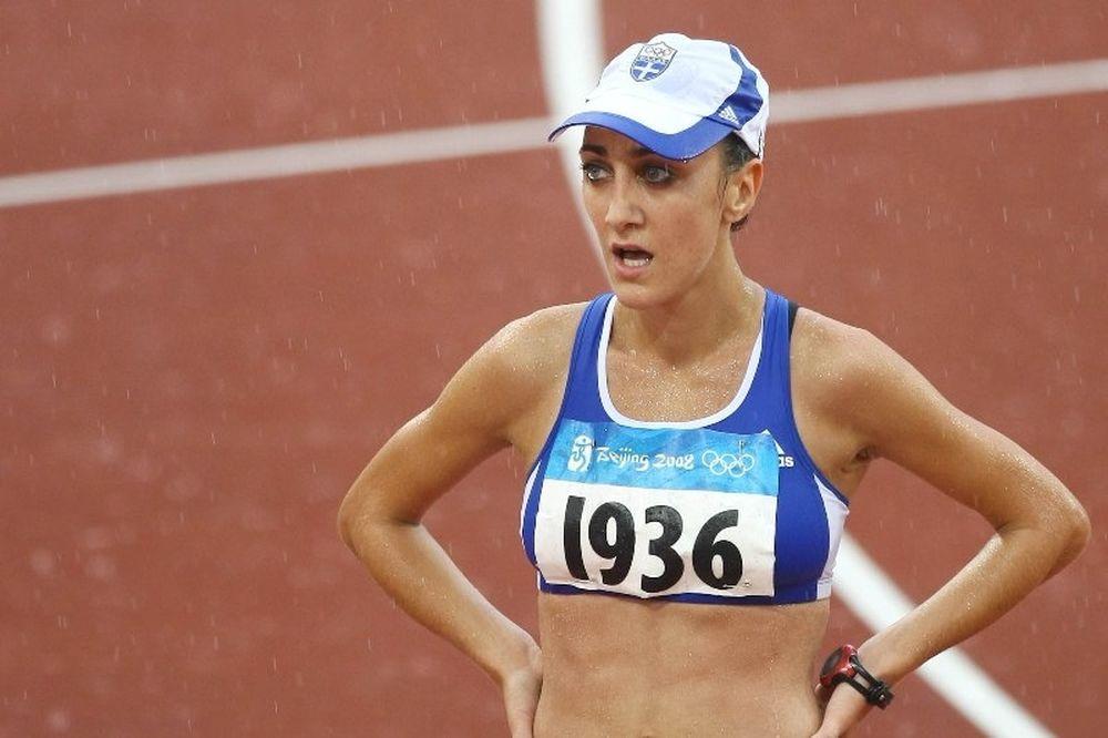 Ζαπουνίδου: «Δυνατά για τους Ολυμπιακούς»