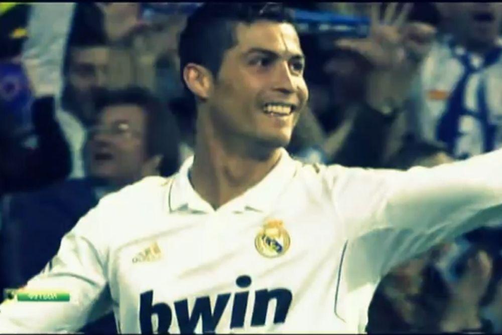 Το 100ο γκολ του Ρονάλντο! (video)
