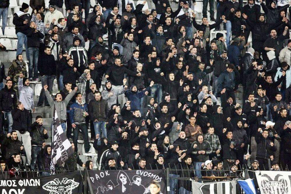 Περισσότεροι από 150 φίλαθλοι του ΠΑΟΚ στην Κέρκυρα