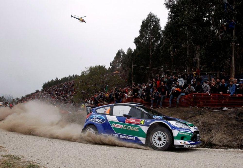 Ο Σόλμπεργκ νίκησε στο Fafe Rally