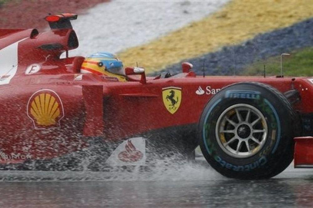 Αλόνσο: «Εκπληκτικό αποτέλεσμα για μένα και τη Ferrari»