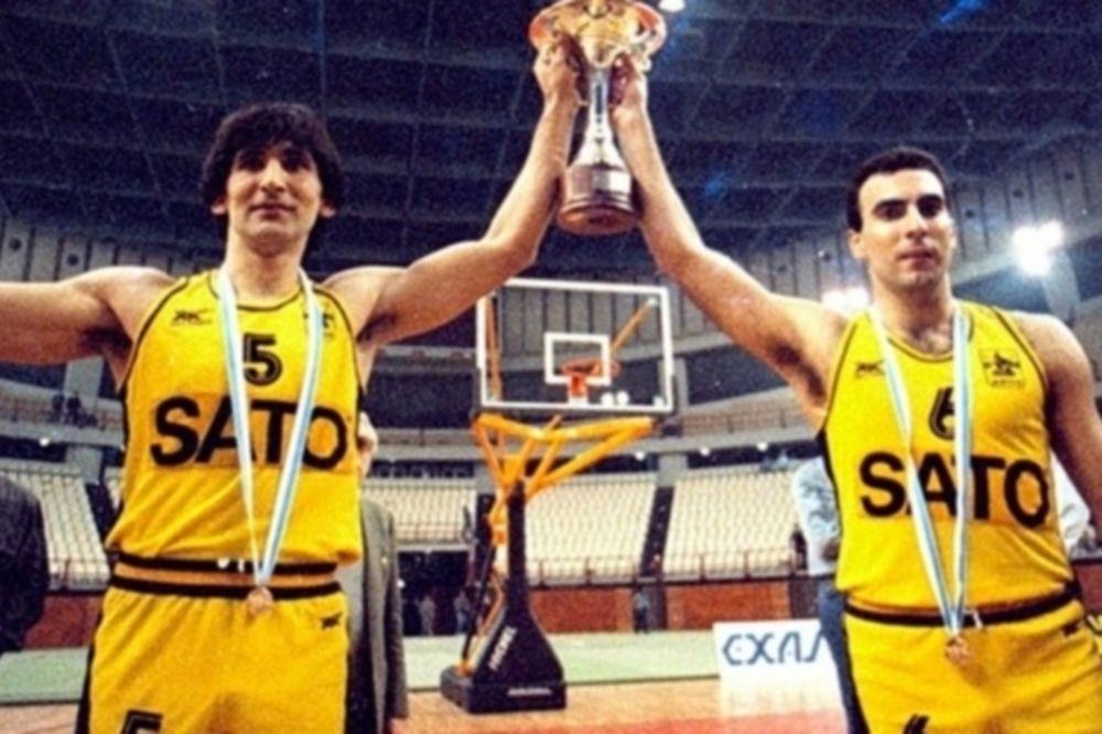 «Γιαννάκης, ο δράκος του ελληνικού μπάσκετ»