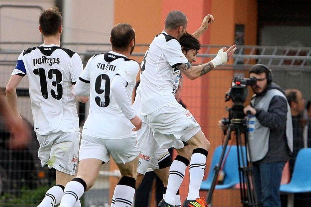VIDEO: Κέρκυρα - ΠΑΟΚ 0-4 (φάσεις και γκολ)