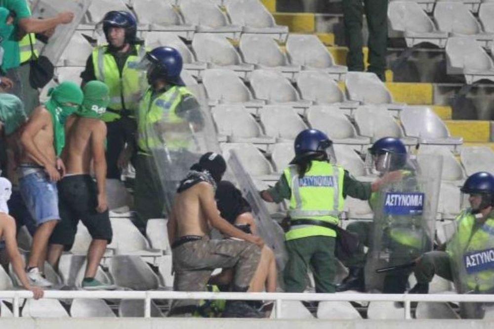 Συλλήψεις οπαδών στην Κύπρο!