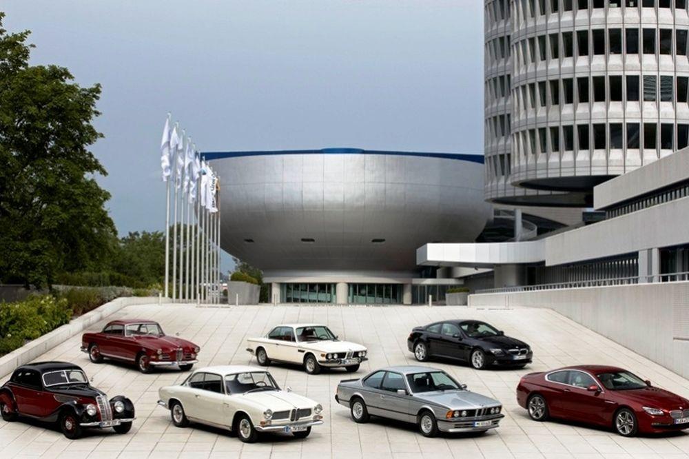 Το σχεδιαστικό DNA της BMW