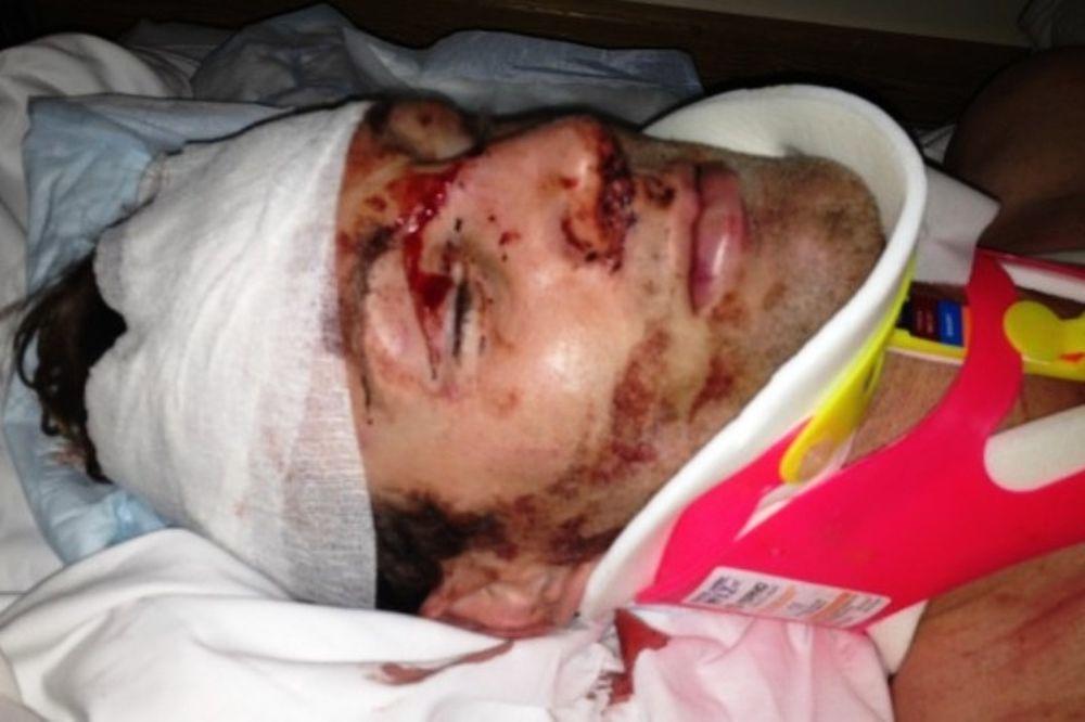 Επίθεση σε ποδοσφαιριστή της Στρόμσγκοντσετ!