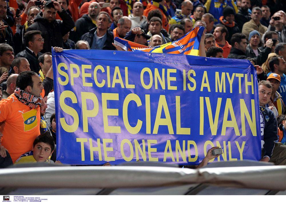 «Υπάρχει μόνο ο Special Ivan»