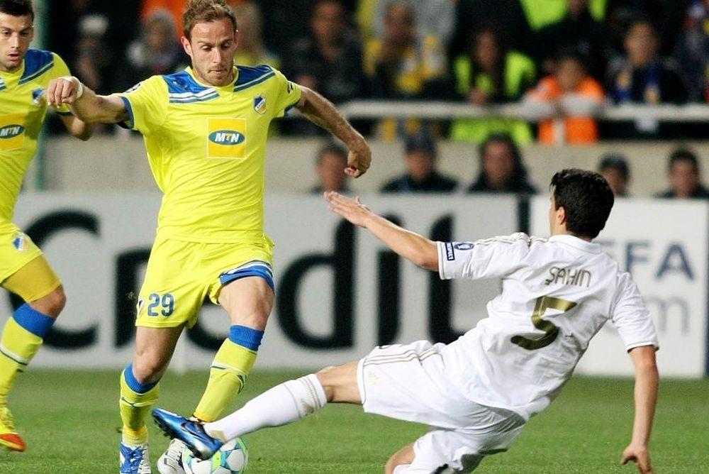 Αλεξάνδρου: «Φαίνεται άσχημο το 3-0 στην έδρα μας»