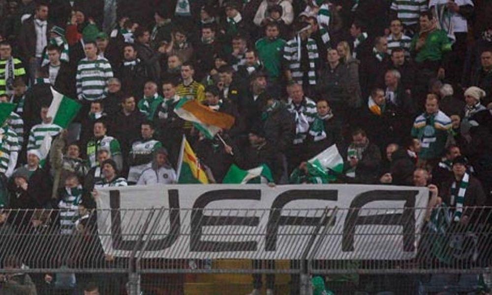 Πρόστιμο στη Σέλτικ από την UEFA