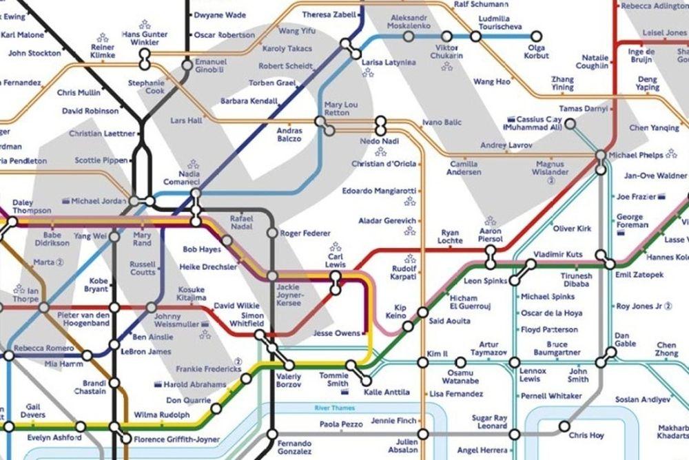 Στάση μετρό «Πύρρος Δήμας» στους Ολυμπιακούς Αγώνες!