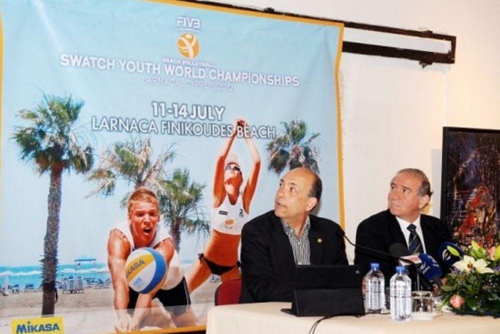 Το Παγκόσμιο U19 στην Λάρνακα