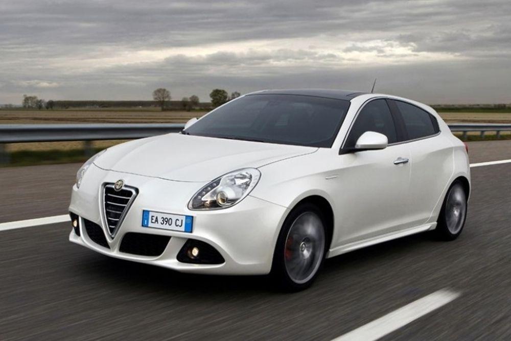 Alfa Romeo Giulietta με 105 ίππους