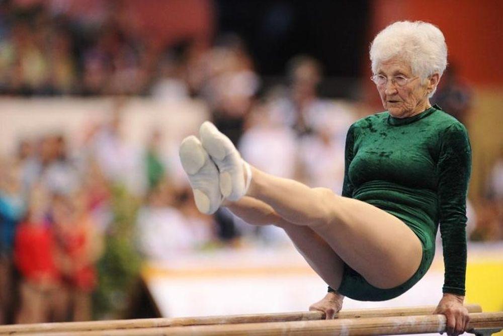 Η 86χρονη… Κομανέτσι!