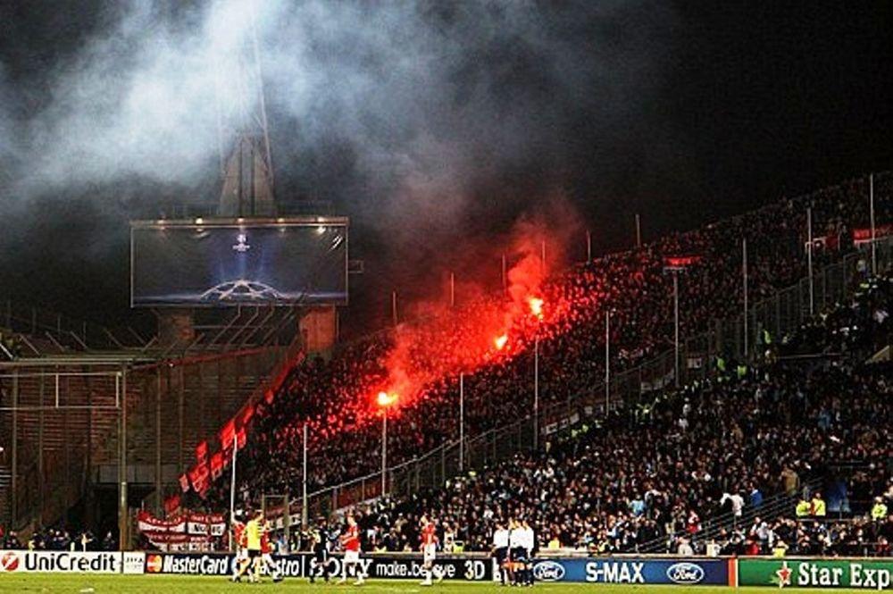 Πρόστιμο της UEFA σε Μαρσέιγ
