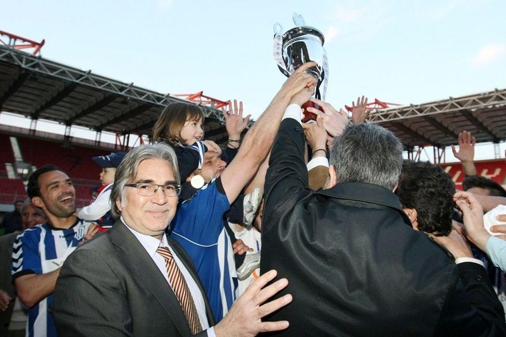 Μπρατσόλης: «Δείξαμε τι θα πει αξία ποδοσφαιρική»