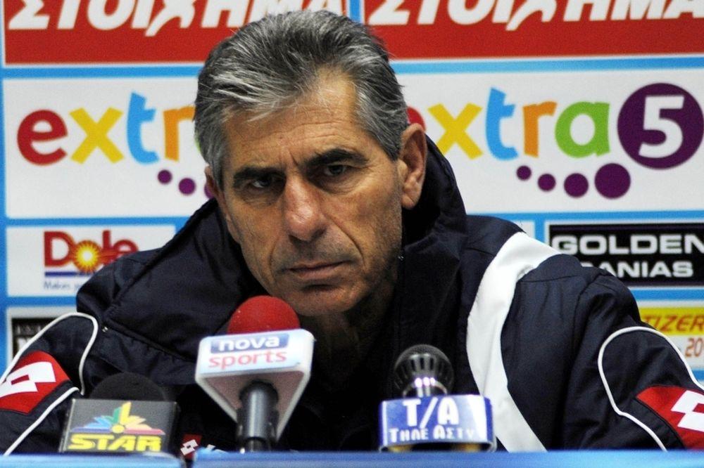 Αναστασιάδης: «Είναι πολύ δύσκολο το έργο μας»