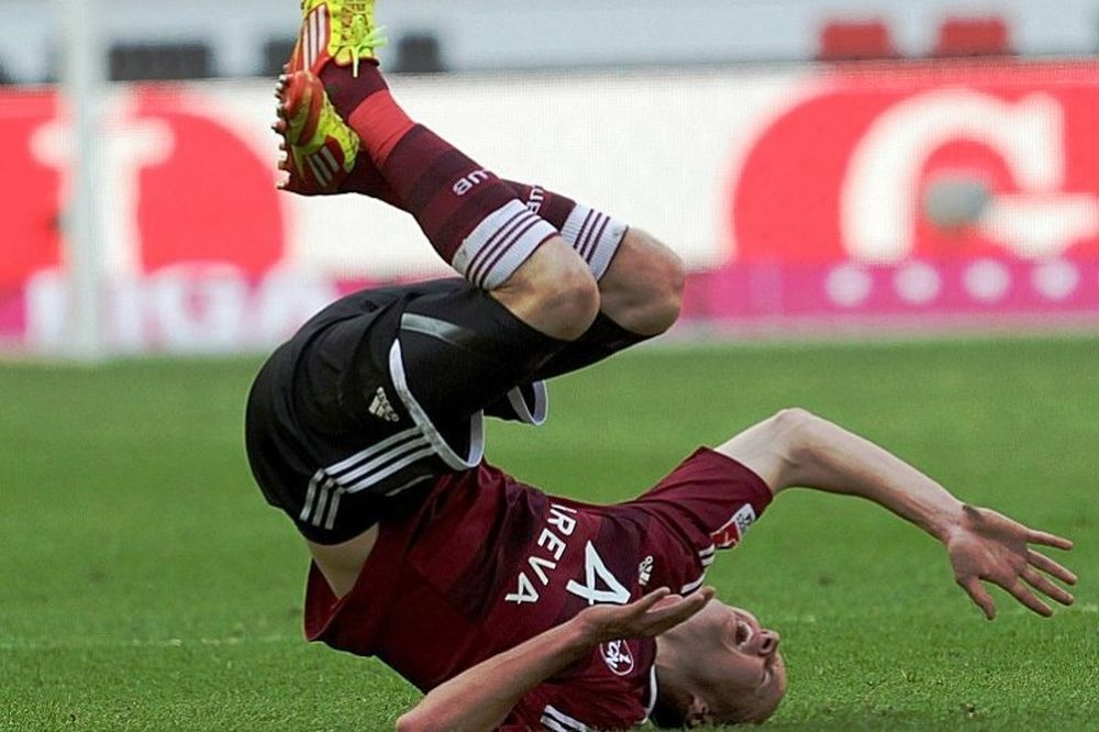 Ο Χλούσεκ προκαλεί... πονοκεφάλους στη Νυρεμβέργη