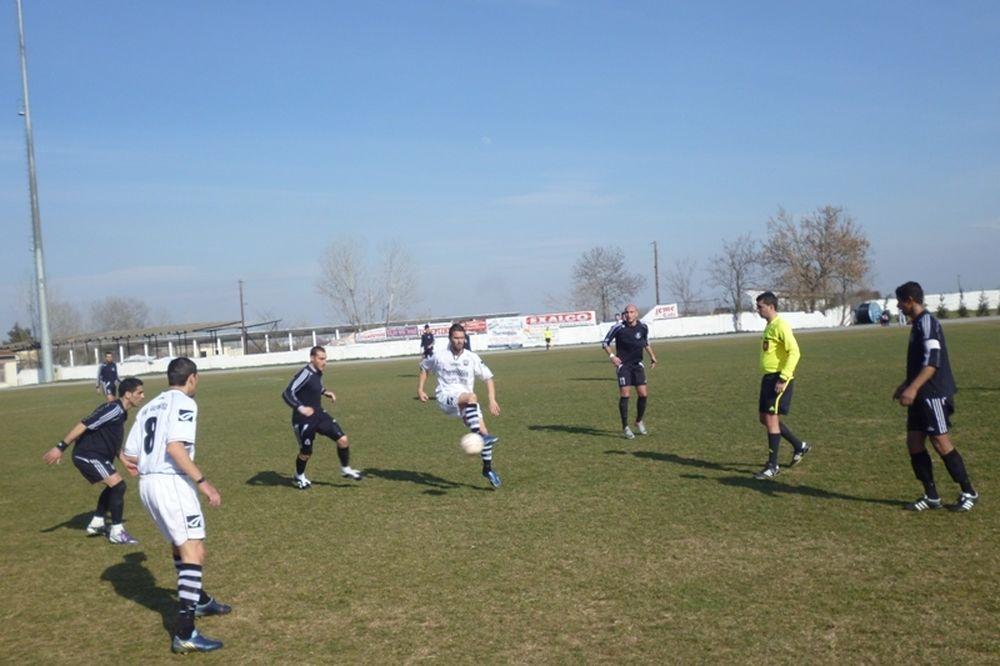 ΠΑΟΚ Αλεξάνδρειας-Γρεβενά Αεράτα 2-1