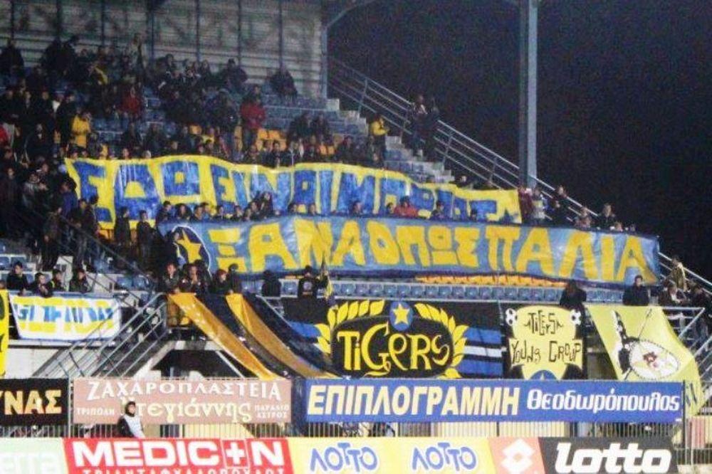 «Φεύγουν» τα εισιτήρια του ημιτελικού στην Τρίπολη