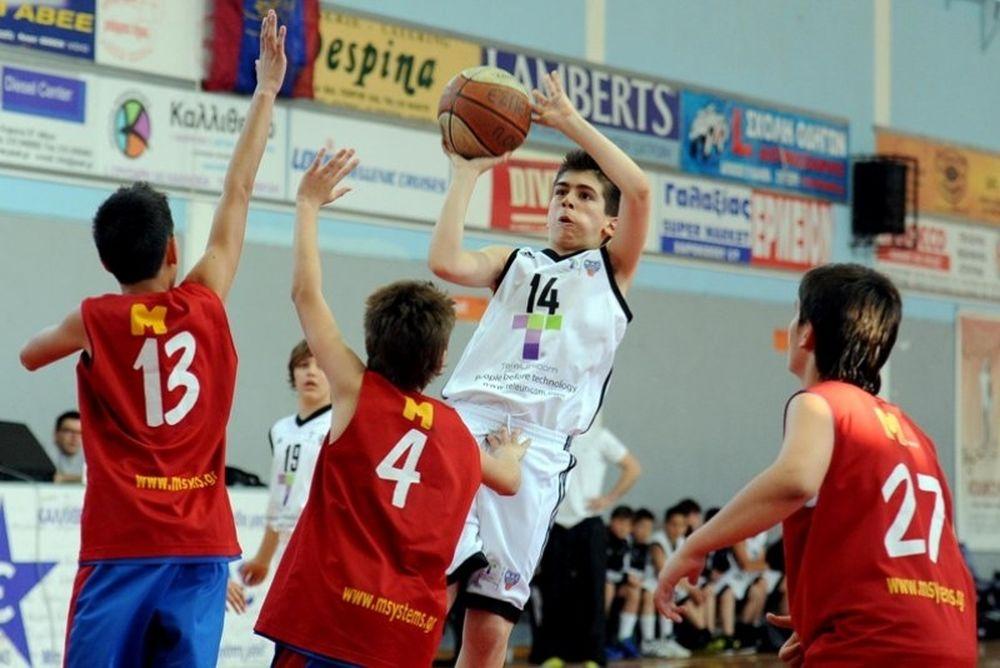 Ολοκληρώθηκε το τουρνουά Εσπέρου-Πανιωνίου (photos)