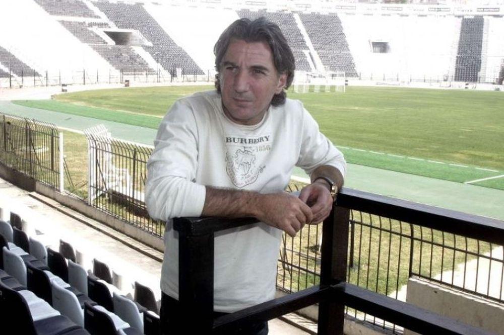 Μπορμπόκης: «Η Τούμπα πρέπει να ξαναγίνει φρούριο»