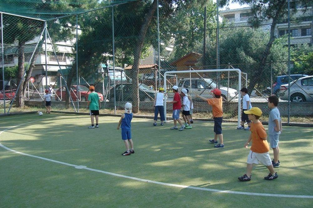 Τουρνουά ποδοσφαίρου για τα παιδιά της Κιβωτού του κόσμου