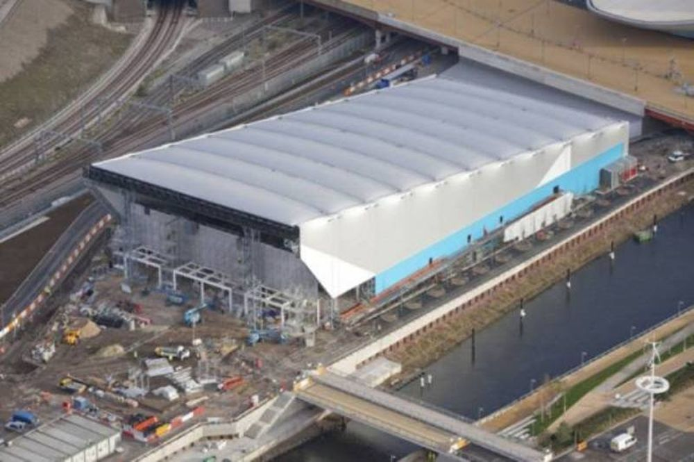 Έτοιμο το Ολυμπιακό κολυμβητήριο του Λονδίνου