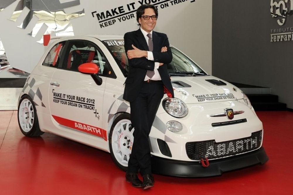 Abarth «Make it your race 2012»