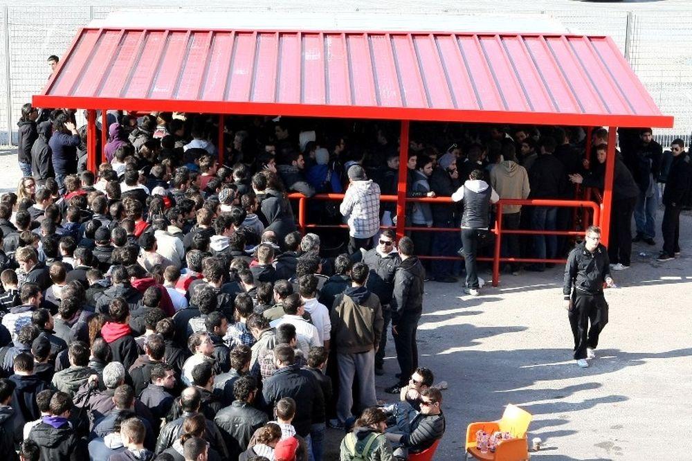 Συνεχίζεται η διάθεση των εισιτηρίων με Κέρκυρα