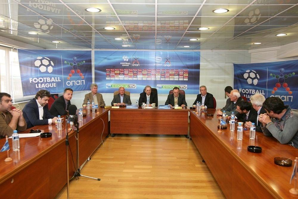 Πρόταση για ένα όμιλο και συγχώνευση ομάδων στην Football League 2