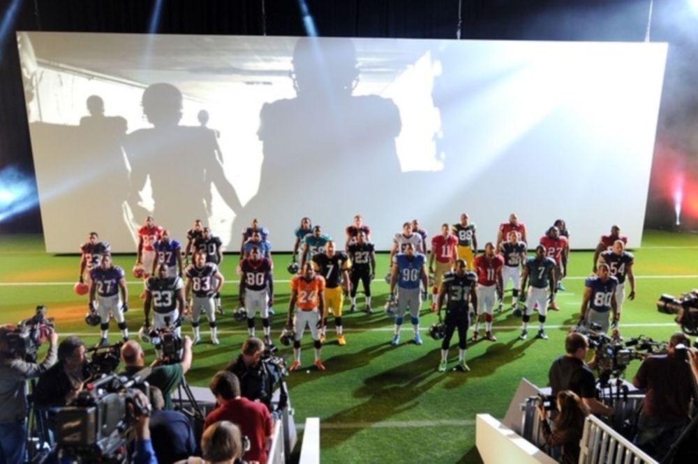 Παρουσιάστηκαν οι νέες φανέλες του NFL