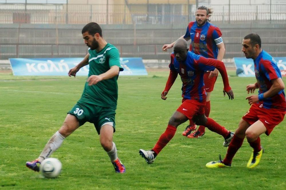 Καλαϊτζίδης: «Πρόβλημα το γήπεδο»