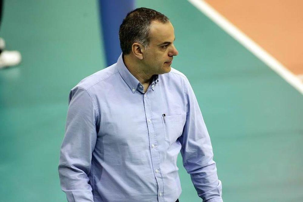 Δρίκος: «Η ΚΕΔ δεν έχει εικόνα της Volleyleague»
