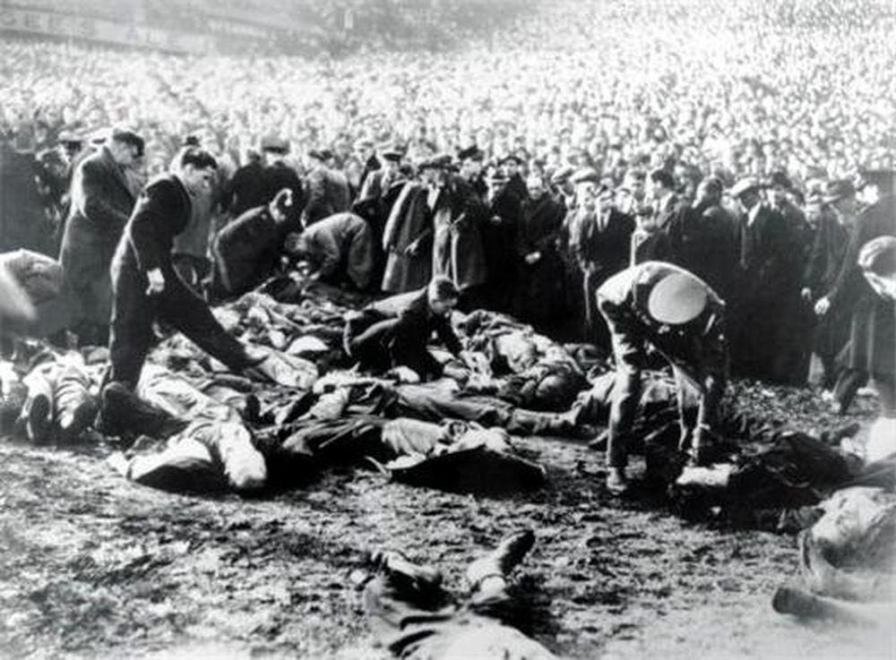 Οι τραγωδίες στο παγκόσμιο ποδόσφαιρο
