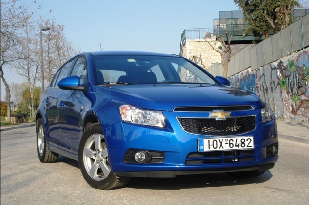 Chevrolet Cruze 1,6 Hatchback