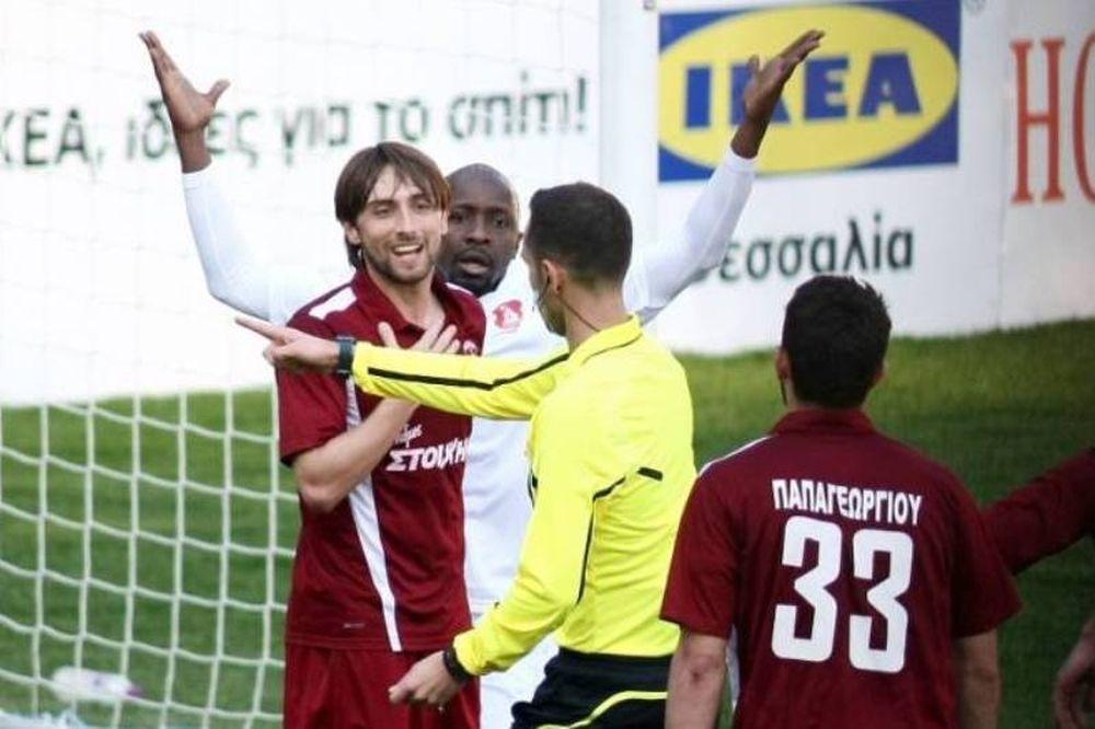 Τρεις αγωνιστικές στον Γκρούμπιεσιτς της ΑΕΛ